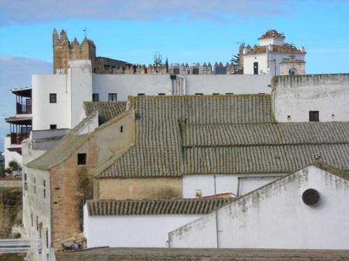 Parador Nacional de Arcos de la Frontera y Castillo (Arcos de la Frontera)