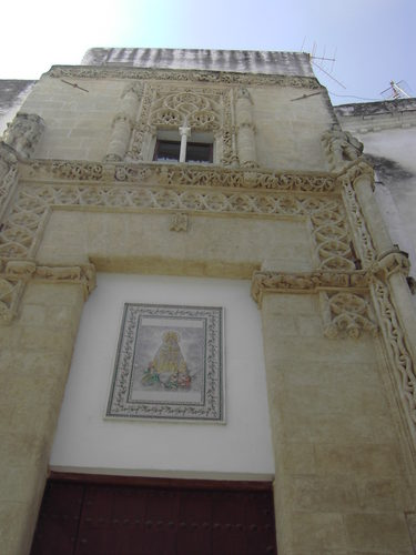 Palacio del Conde del Águila en Arcos de la Frontera